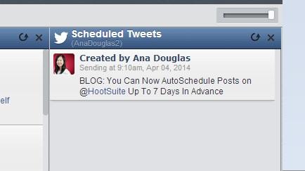 HootSuite AutoSchedule 3