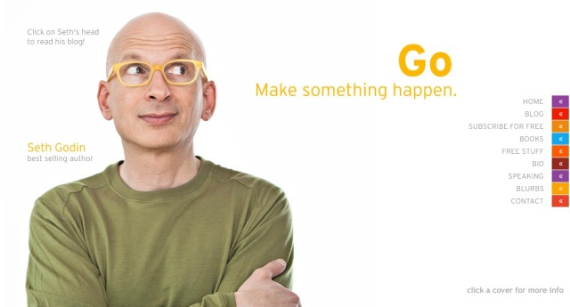 Seth Godin Screengrab